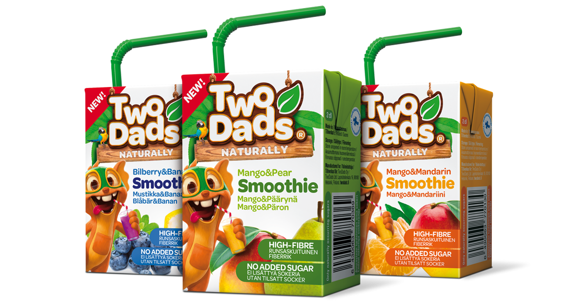 TwoDads® Smoothies