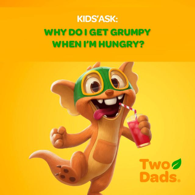 Kids' Ask: Why do I get grumpy when hungry?
