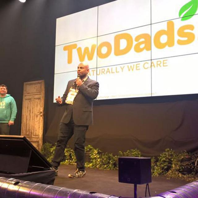 TwoDads at Slush